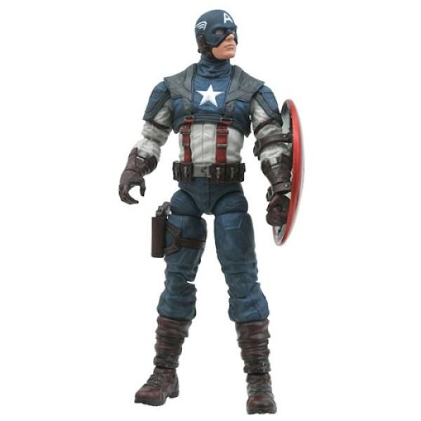 Captain America Diamond Selection