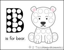 Polar Bear Magnet Pages.pub