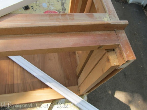 Chest of Drawers into Entertainment Center (10)