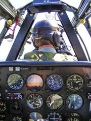 p51 cockpit pic