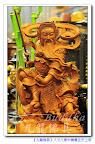 【純原木精緻手工雕刻】八寸八玄天上帝~神明佛像木雕藝術@九龍佛具