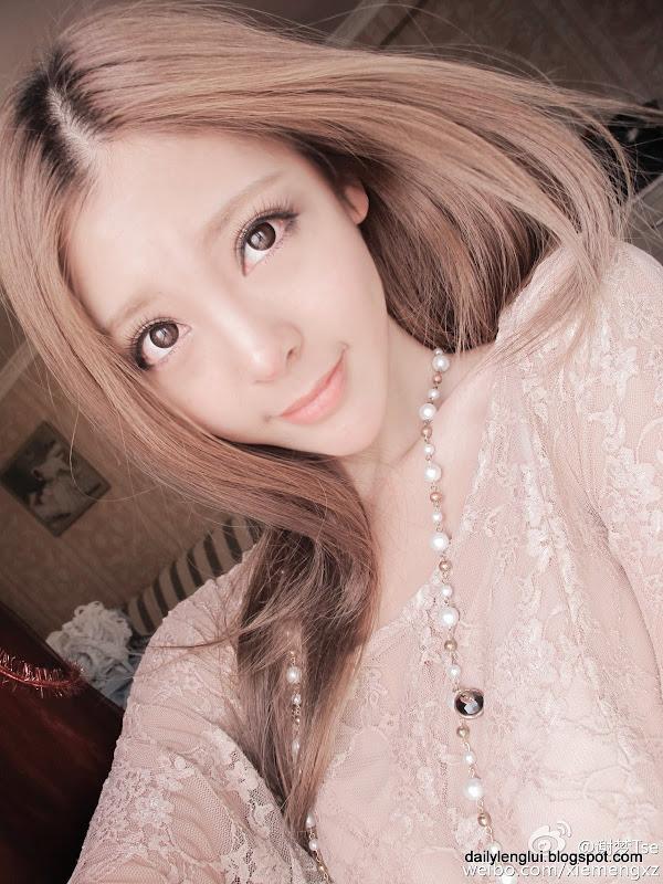 Sexy Girls Bikini blog: Xie Meng 謝夢 from Beijing. China - Lenglui #190