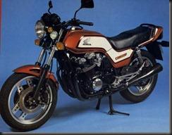 Honda CB900FD 82