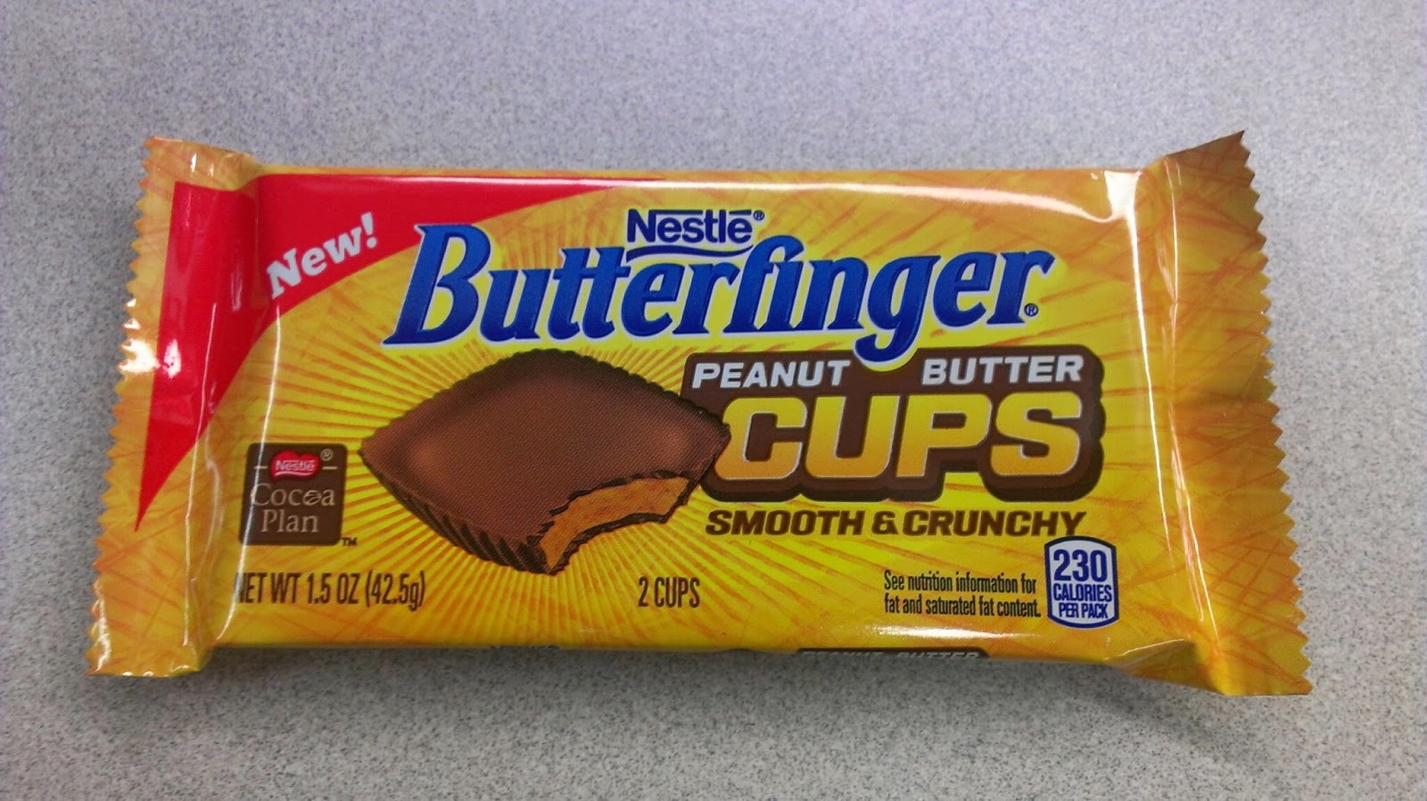 Butterfinger Cup Resses