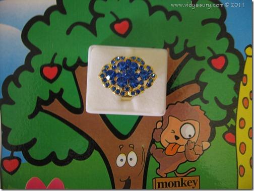 VidyaSury Ring