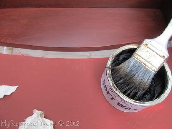 ASCP Primer Red & Dark Wax