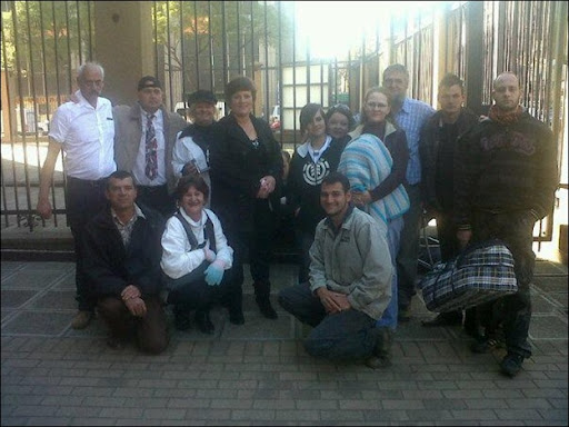 BOEREMAG FREE THE BOER PRISONERS PRETORIA HIGH COURT JULY 23 2012 AWAITING JUDGMENT