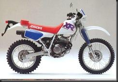 Honda XR250R 93