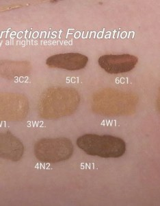 also estee lauder perfectionist foundation review  swatches of shades rh soundlysensiblebeautyspot