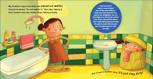 Water - bathroom final