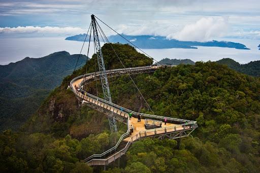 Image result for Sky Bridge, Langkawi, Malaysia
