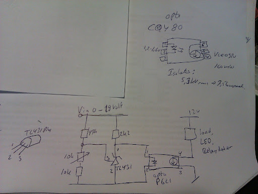 Led Driver Circuit Schematic Http Www Learningelectronics Net Circuits