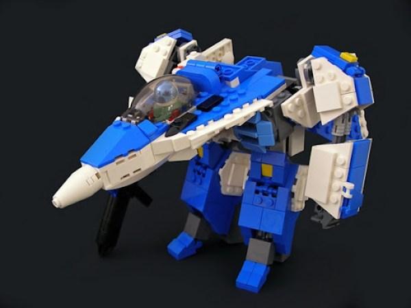Valkiria por LegoHaulic 2