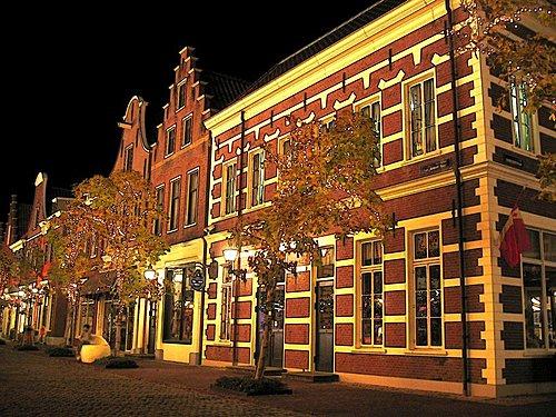清清的世界旅行圖鑑: 九州北部 豪斯登堡光之街道 (ハウステンボス光の街)