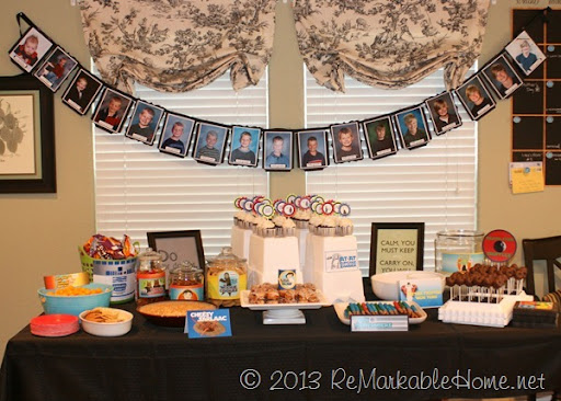ReMarkable Home Graduation Is Coming Up! STAR WARS Graduation Party