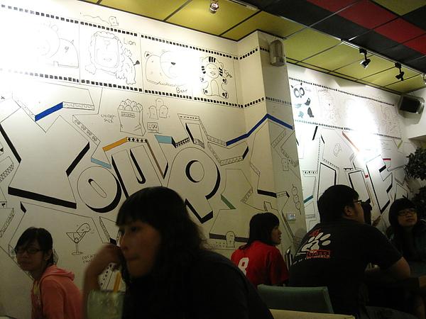 養雞場, 逢甲美食, 台中逢甲, 逢甲義大利麵, 逢甲排隊店, 逢甲學生必吃, 大蒜麵包IMG_1650.JPG