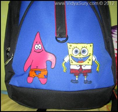 Vidur Sury Spongebob