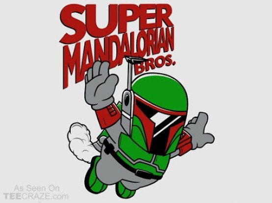 Super Mandalorian Bros
