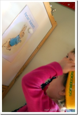 Pin the Tail on Peter Rabbit