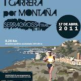 I Serragrossa Trail (17-Abril-2011)
