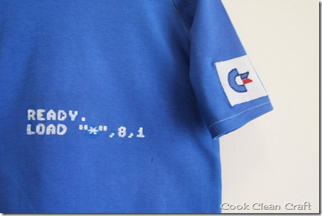 Commodore 64 Tshirt-005