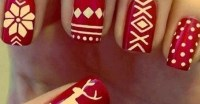 Christmas Nail Designs Tumblr | Nail Designs, Hair Styles ...