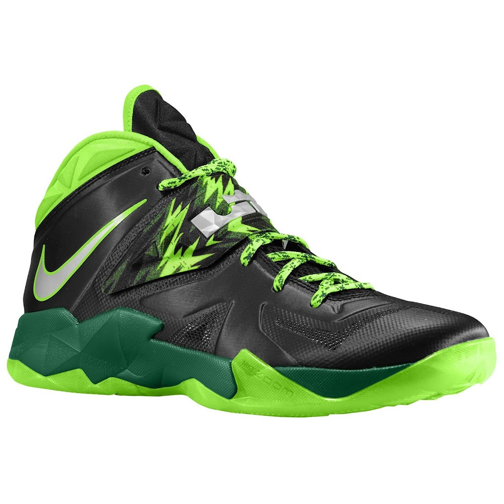 LEBRONs Nike Zoom Soldier VII 135 Pack Available at