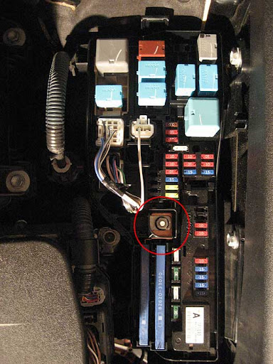 toyota camry fuse box diagram three wire alternator wiring hids and the tch - nation forum : car truck forums