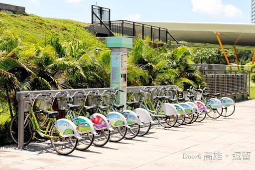 高雄公共腳踏車C-BIKE - 持一卡通前1小時免費! - 高雄。逗留 ~高雄景點行程推薦~
