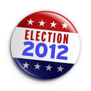 Election 2012 logo