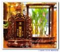 『祖先的別墅孝思堂-公媽龕』華麗木紋的雞翅木,深刻追憶與感念@九龍佛具