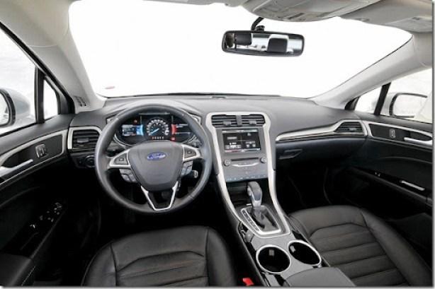 Fusion interior