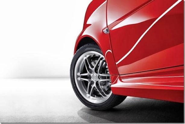smart BRABUS Xclusive red edition