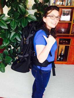 Me and my bag!
