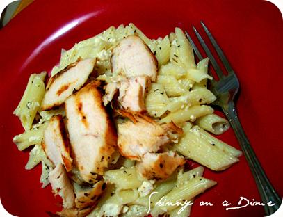 creamy grilled chicken picatta
