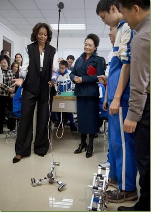 Michelle Obama First Lady Michelle Obama Travels oYP33RsRCxwl