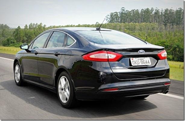 Ford Motor Company Brasil LtdaLançamento do Ford Fusion 2.5 Flex 2013fevereiro - 2013Exterior