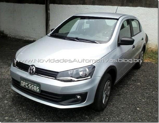 Volkswagen Gol Track 2013 (4)