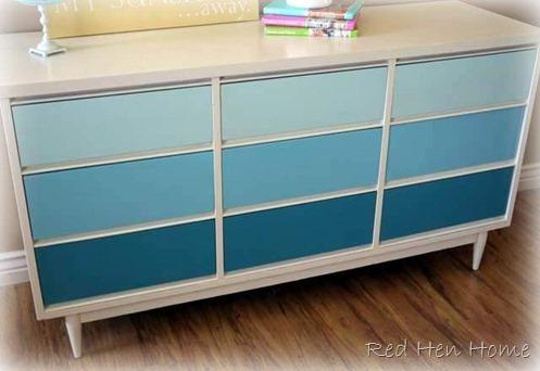 gradient dresser