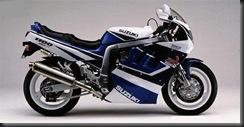 Suzuki GSXR1100 91  4
