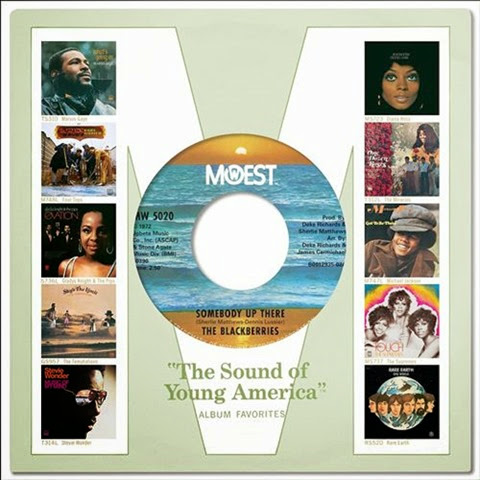 Complete Motown Singles Vol 12a - Disc 5 - Front Cover
