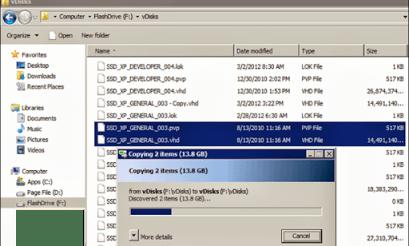 Expanding a Citrix Provisioning Service vDisk with Hyper-V