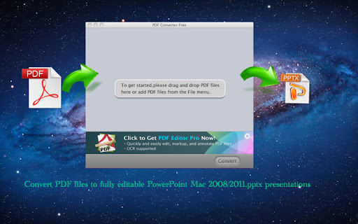 【Mac OS APP】Pdf Converter Free 輕輕鬆鬆幫你把PDF檔案轉換成PowerPoint免費版   Dr.愛瘋 APP Navi