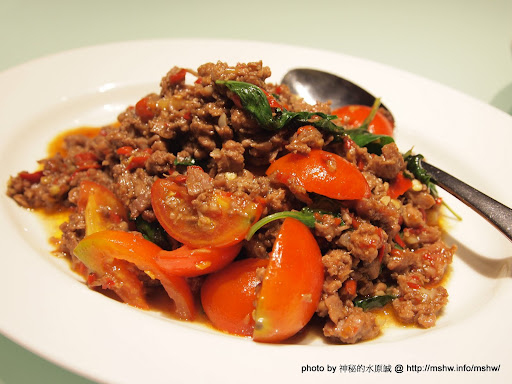 """吃過就會喜歡的泰式料理 ~ 台中西屯新光三越""""瓦城泰國料理""""新光店 泰式 飲食/食記/吃吃喝喝"""