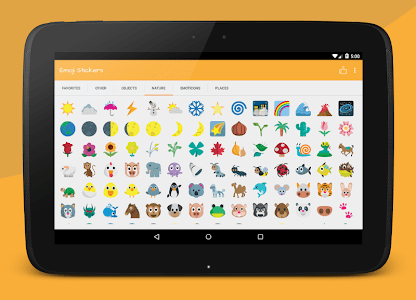 Emoji Stickers screenshot 2