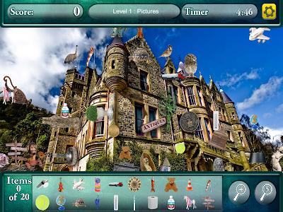 Hidden Objects: World Castles screenshot 2