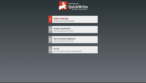 QuickWrite Keyboard APK