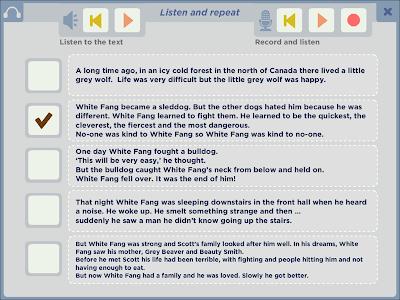 White Fang - ELI screenshot 4