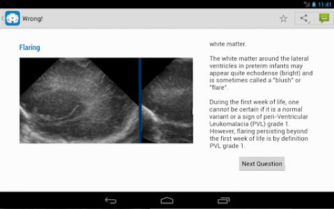 Cranial Ultrasound screenshot 8