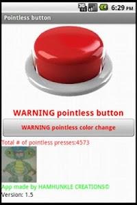 Pointless Button screenshot 1
